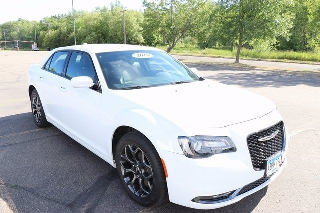 Used 2018 Chrysler 300 S with VIN 2C3CCAGG2JH160833 for sale in Virginia, Minnesota