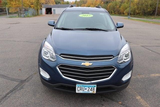 Used 2017 Chevrolet Equinox LT with VIN 2GNFLFEK9H6248272 for sale in Virginia, Minnesota